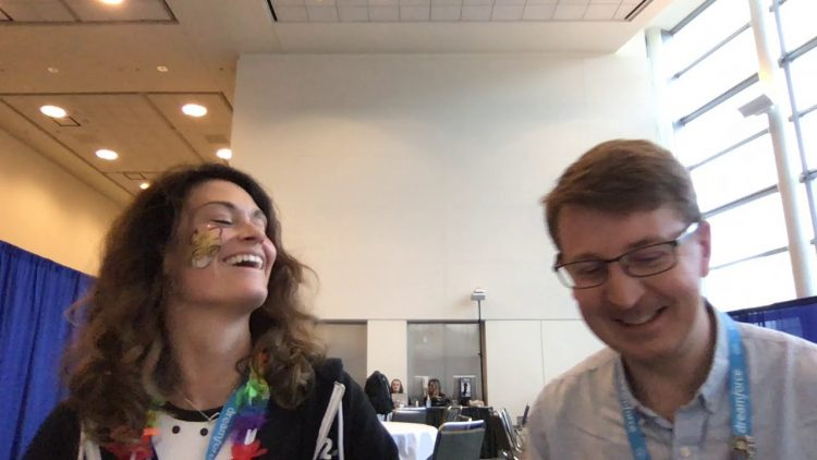 Dreamforce 18 – Interview with Kerry Townsend