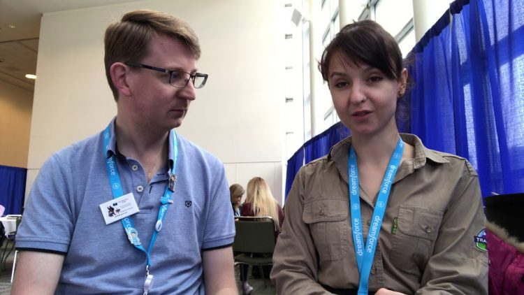 Dreamforce 18 – Interview with Rad Radkova